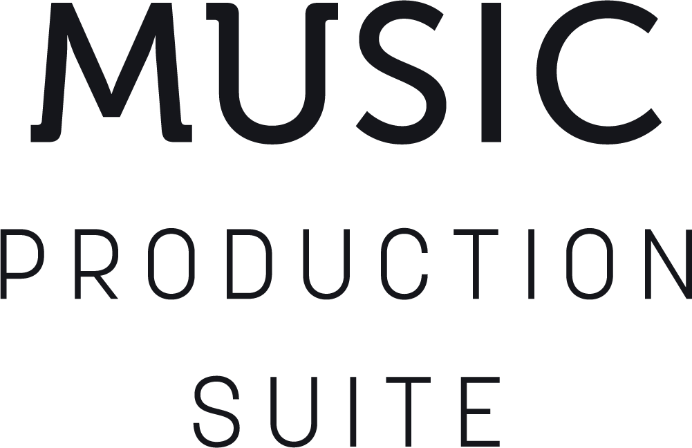 Music Production Suite promo logo