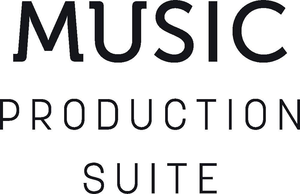 Music Production Suite promo logo