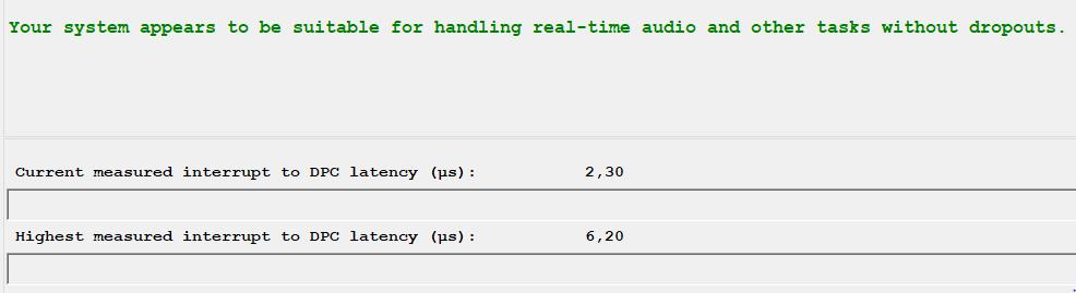 DPC latency TRX40